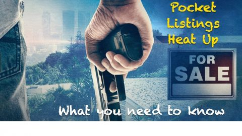 pocket listings heat up